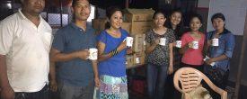Thank you so muchYoung Drukpa Association – YDA, Nepal,Live To Love International&Kung Fu Nuns
